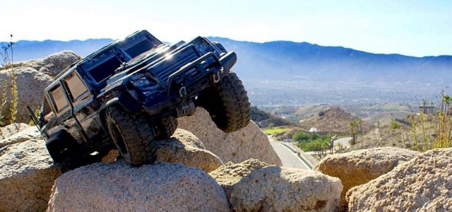 Get Technical With The Traxxas TRX-4 Tactical Unit [VIDEO]