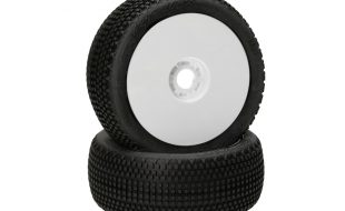 HB Racing Gridlock V2 Pre-Mounted Tires