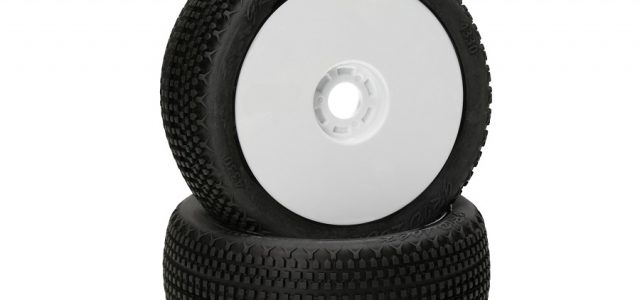 HB Racing Gridlock V2 Pre-Mounted Tires