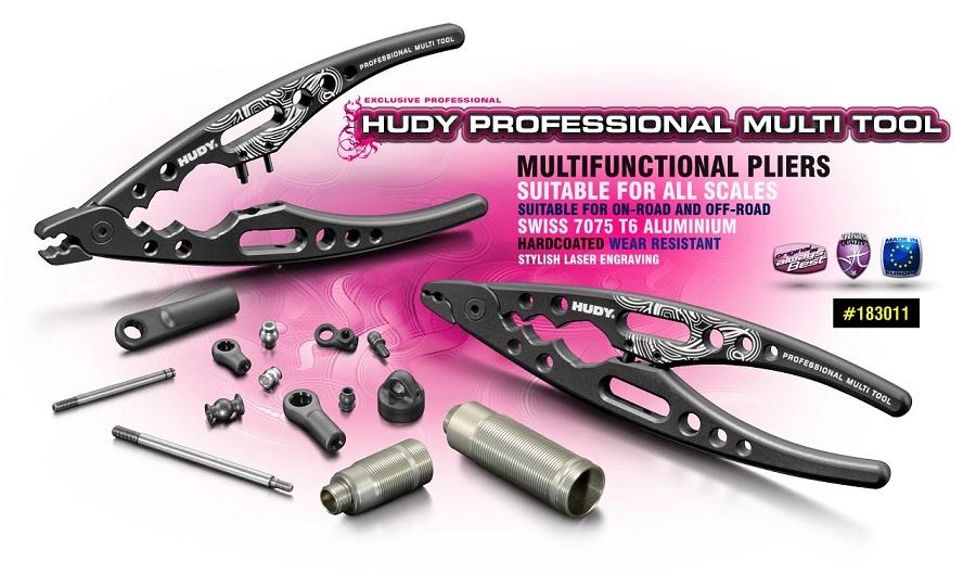 HUDY Professional Multi Tool