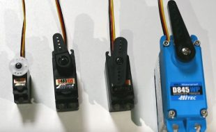 Hitec RCD D-Series Servos [VIDEO]