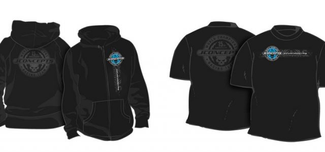 JConcepts 15th Anniversary Skull T-Shirt & Hoodie