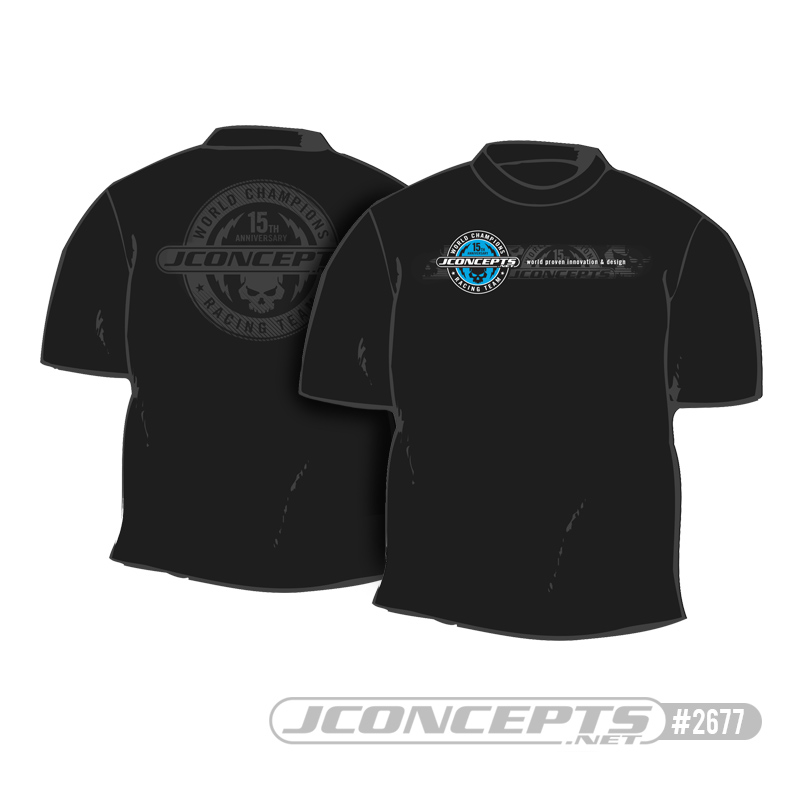 JConcepts 15th Anniversary Skull T-Shirt
