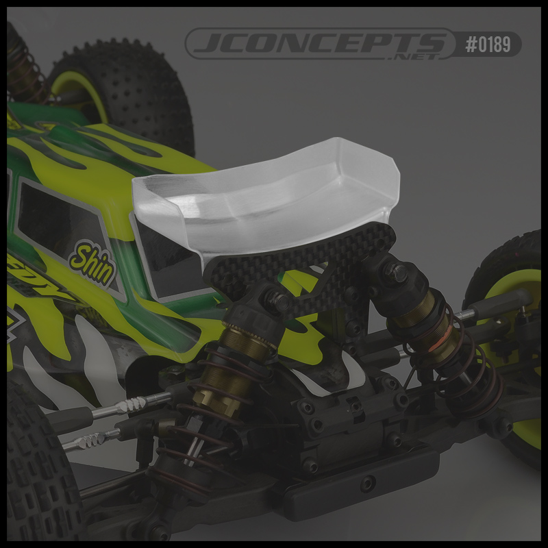 JConcepts Aero Wings For The Yokomo YZ4-SF