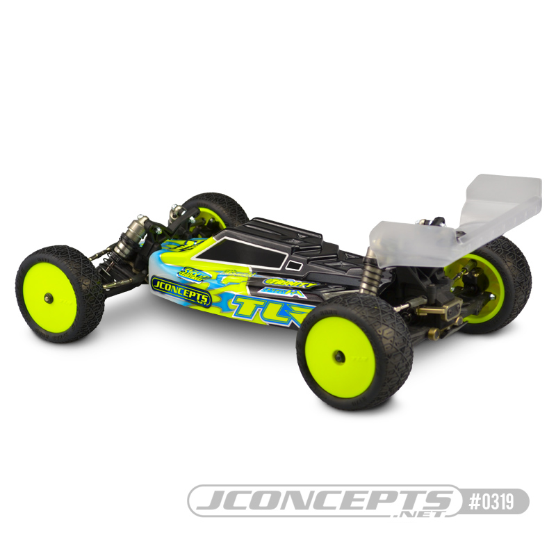 JConcepts F2 Body For The TLR 22 4.0