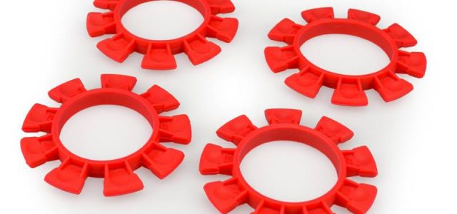 JConcepts Satellite Tire Gluing Rubber Bands Now In Red
