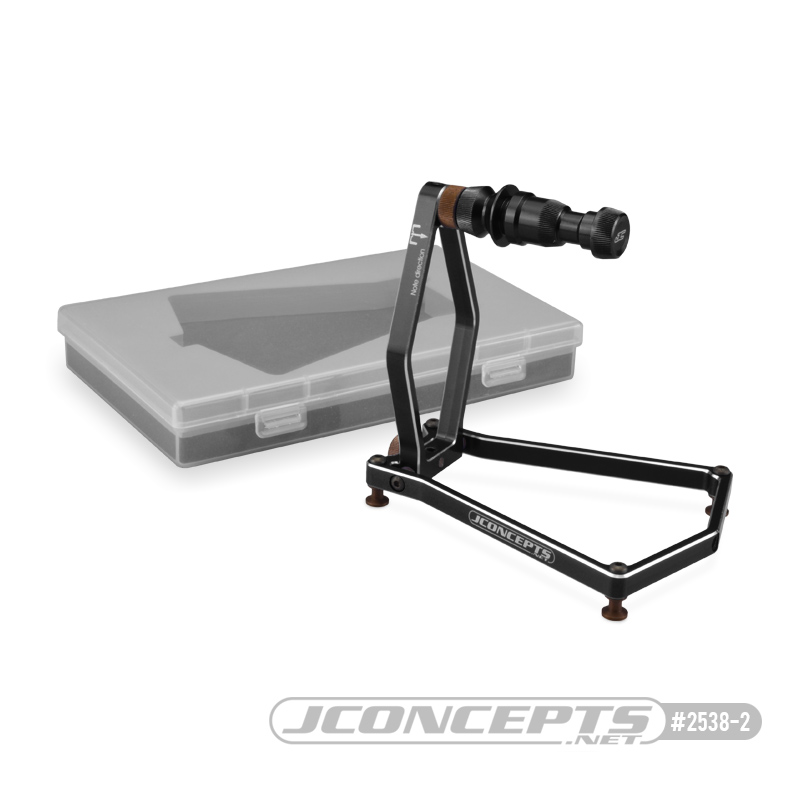 JConcepts Tire Balancer Now Available In Black
