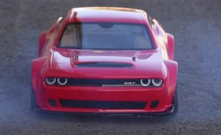 Kyosho 2018 Dodge Challenger SRT Demon [VIDEO]