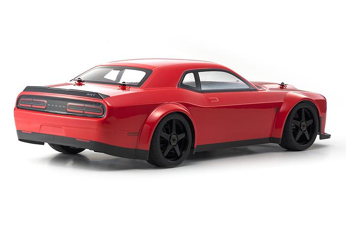 Kyosho Inferno GT2 VE Dodge Challenger SRT Demon