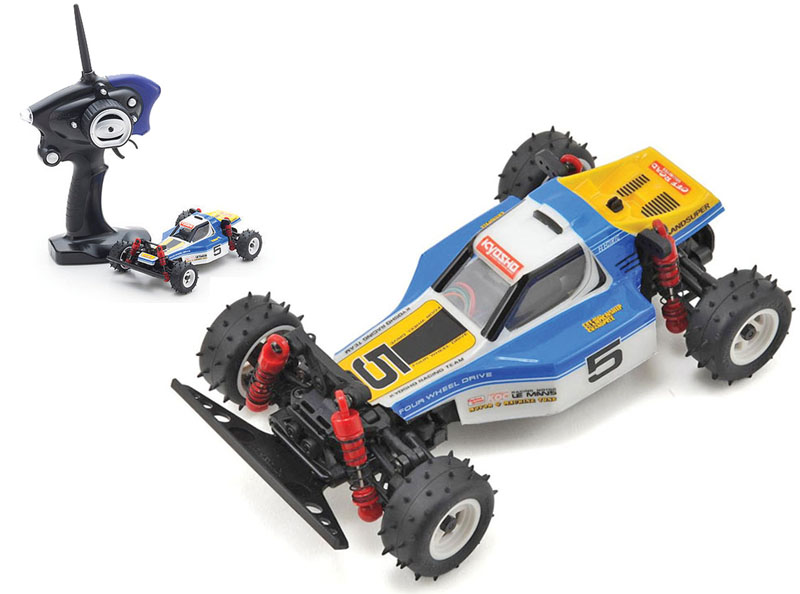 Beginner Friendly RC Cars - Kyosho Mini-Z MB-010S Optima
