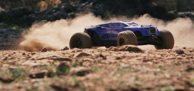 Max Bashing With The ARRMA Fazon Voltage [VIDEO]