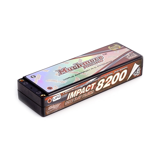 Muchmore IMPACT Max-Punch FD3 8200mAh LiPo Battery