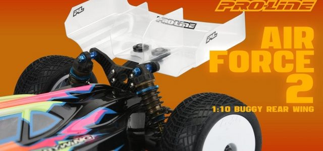 Pro-Line Air Force 2 Rear 1/10 Buggy Wing [VIDEO]