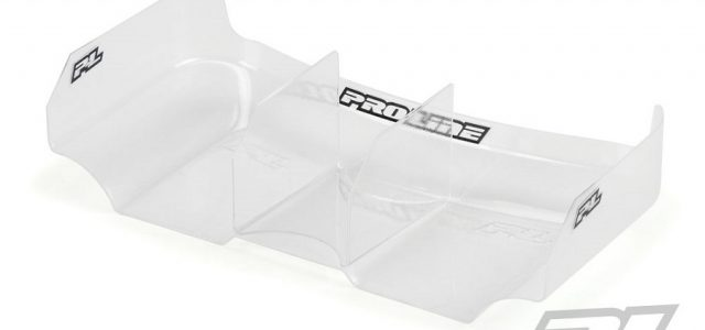 Pro-Line Air Force 2 6.5″ Rear Wing With Center Fin