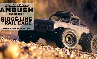 Pro-Line Ambush Body & Ridge-Line Trail Cage [VIDEO]