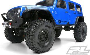 Pro-Line Mounted Hyrax 1.9″ G8 Rock Terrain Truck Tires
