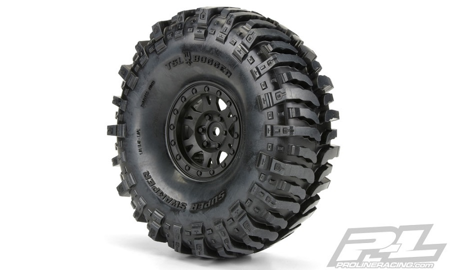 "Pro-Line Mounted Interco Bogger 1.9"" G8 Rock Terrain Tires"