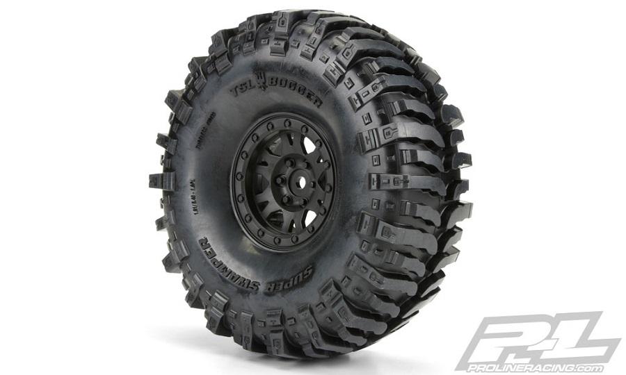 "Pro-Line Mounted Interco Bogger 1.9"" G8 Rock Terrain Tires"