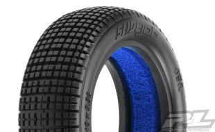 Pro-Line Slide Job 2.2″ Dirt Oval Front Buggy Tires