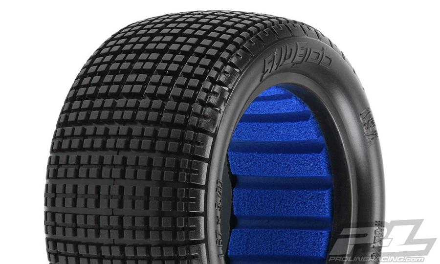 """Pro-Line Slide Job 2.2"""" Dirt Oval Rear Buggy Tires"""