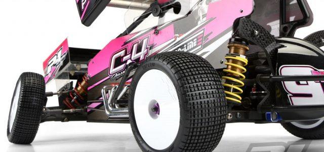 Pro-Line Slide Job 2.2″ Dirt Oval Rear Buggy Tires