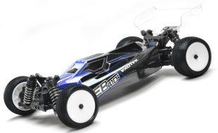 Exotek EB410 Edge Lightweight Body