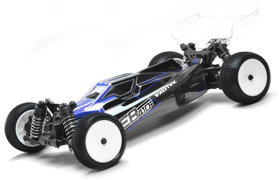 Protek EB410 Edge Lightweight Body