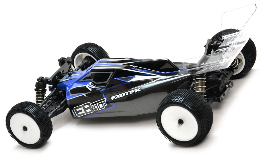 Protek EB410 Edge Lightweight Body