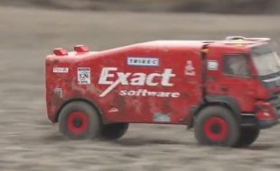 RC4WD Dakar 1/14 Rally Truck [VIDEO]