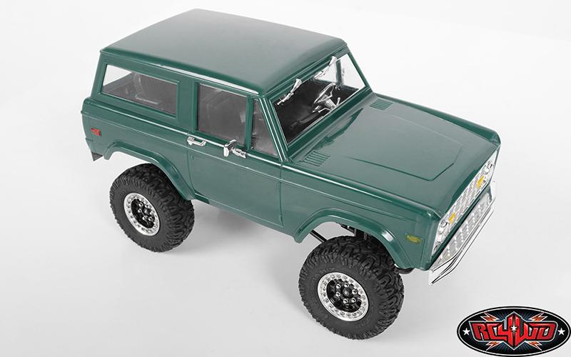 RC4WD Milestar Patagonia M/T 1.0'' Micro Crawler Tires