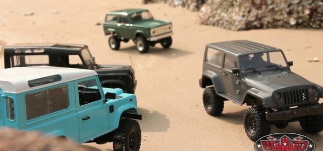 RC4WD RTR 1/18 Gelande 2 [VIDEO]