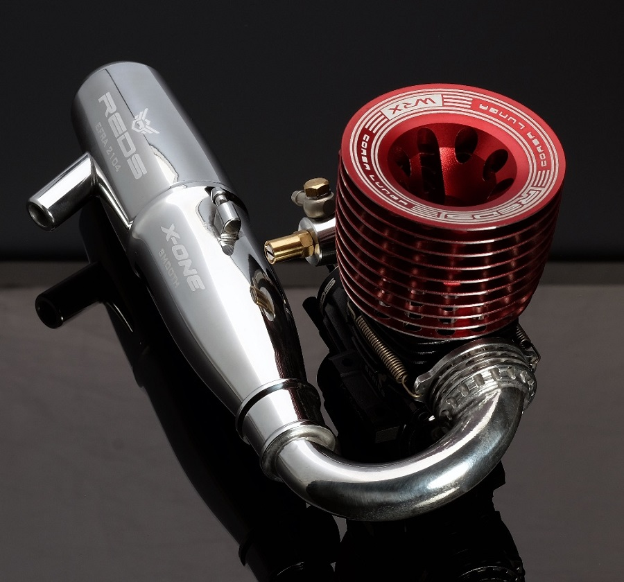 REDS Racing X-ONE Exhaust System