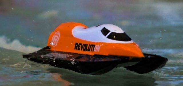 "Revolution Roguewave RTR 10"" Self-Righting F1 [VIDEO]"