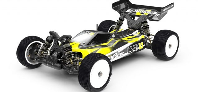 Schumacher CAT L1 4WD 1/10 Off-Road Buggy