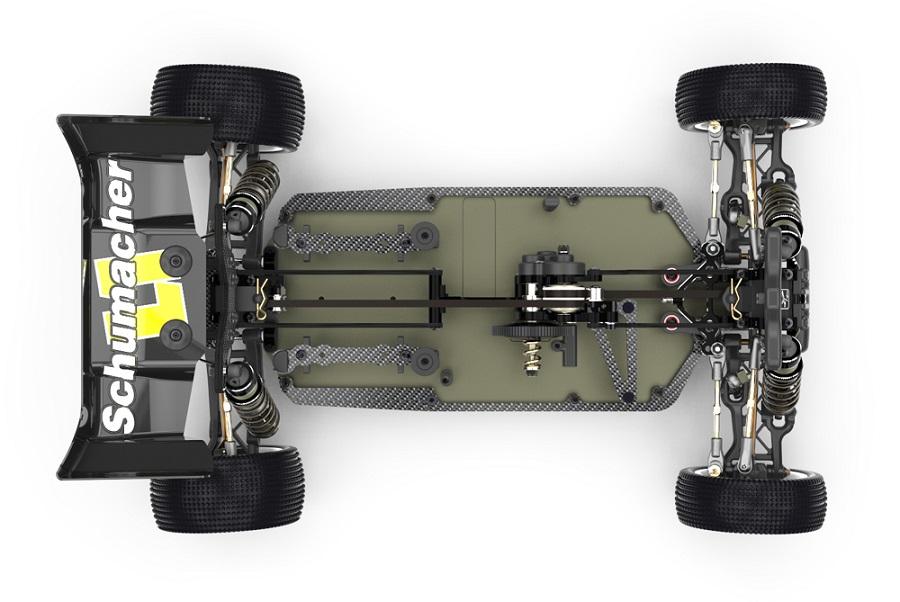 Schumacher CAT L1 4WD 1/10 Off-Road Buggy