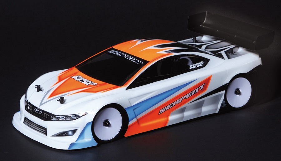 Serpent Project 4X EVO 1/10 Touring Car