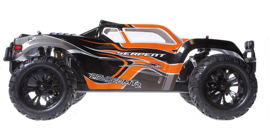 Serpent RTR Spyder MT2 Monster Truck