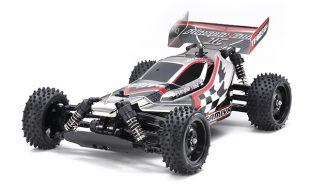 Tamiya Limited Edition Black Metallic Plasma Edge II