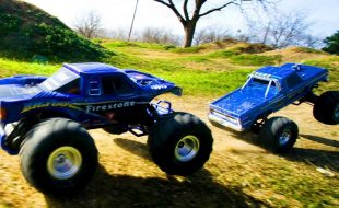 Traxxas Bigfoot No.1 VS.Bigfoot [VIDEO]
