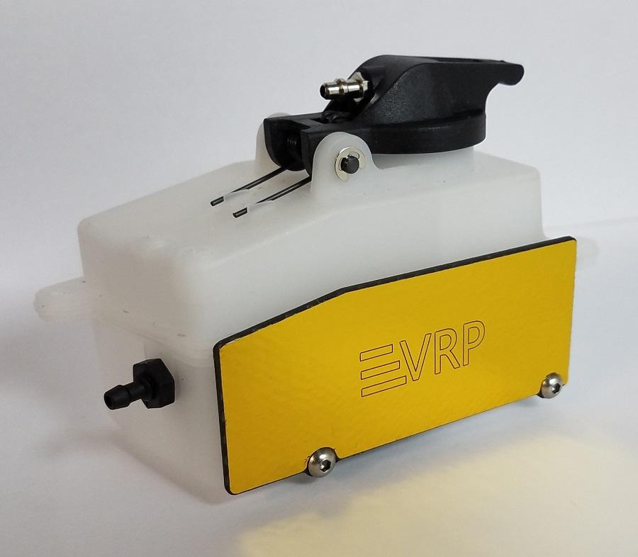 VRP Mugen MBX8 Carbon Fiber Fuel Tank Guard