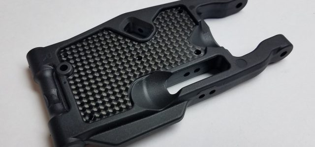 VRP Mugen MBX8 Torsional Carbon Front Arm Inserts