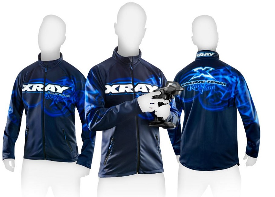 XRAY High-Performance Softshell Jacket