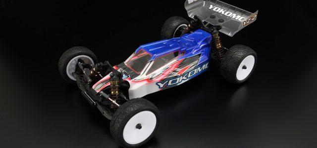 Yokomo YZ-2DTM2 1/10 2wd Off-Road Racing Buggy