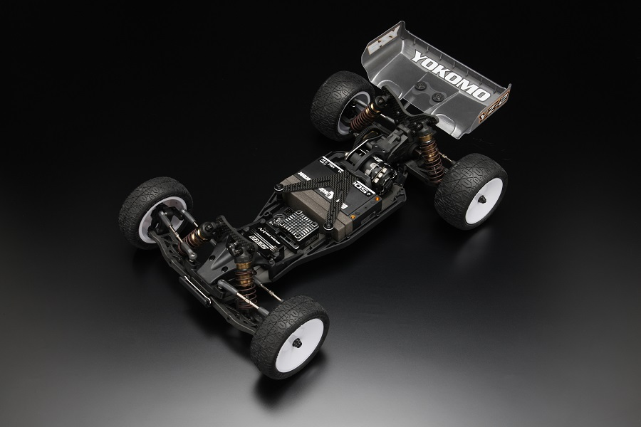 Yokomo YZ-2DTM2 1_10 2wd Off-Road Racing Buggy
