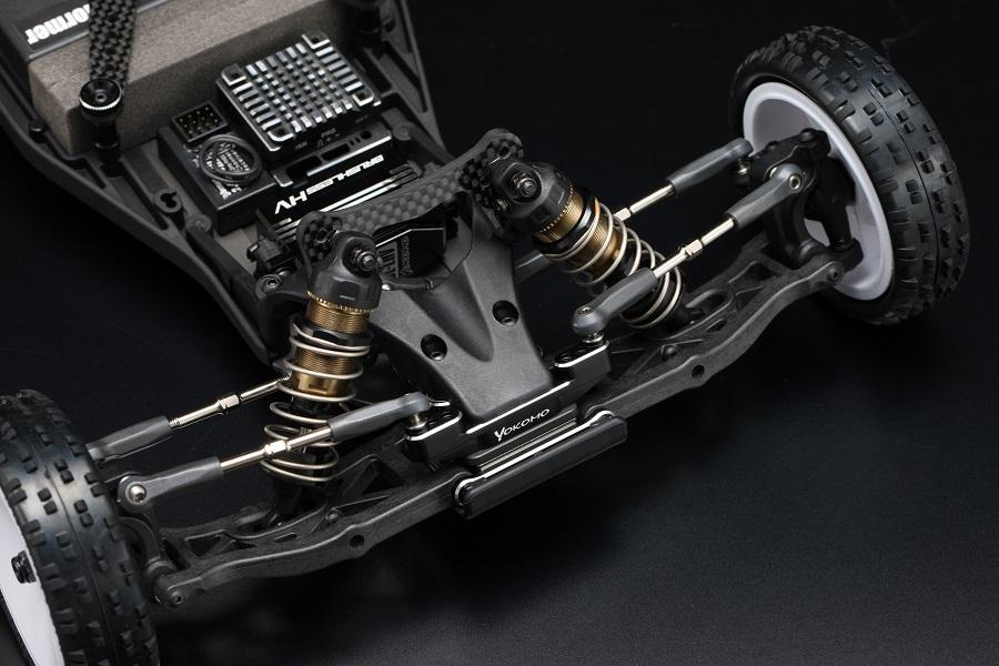 Yokomo YZ-2caL2 1/10 2wd Off-Road Racing Buggy