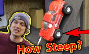 Which Type of RC Car Climbs Best? [VIDEO]