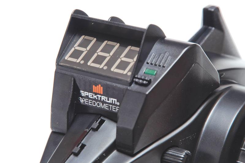 RC Review: Losi/Horizon Hobby Tenacity SCT - LED speedometer