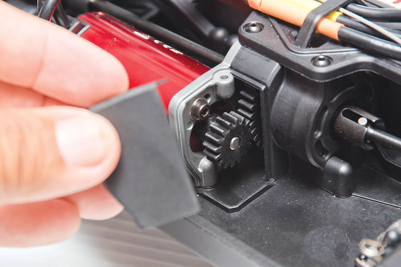 RC Review: Losi/Horizon Hobby Tenacity SCT - removable cover