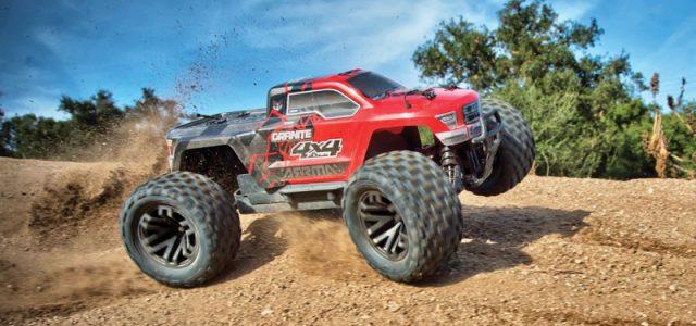 Rc Reviews Aarma Granite 4x4 Rc Car Action
