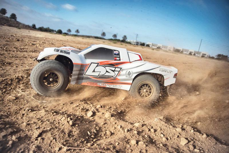 RC Review: Losi Tenacity SCT - RC Car Action